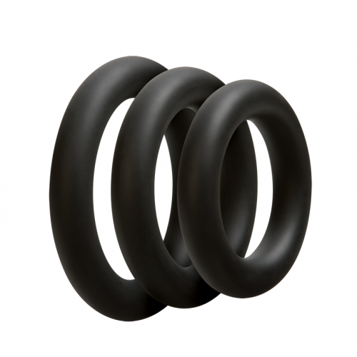 Doc Johnson OptiMALE Cock Ring Set