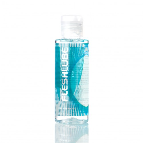 Fleshlube Ice Cooling Water Based Lubricant 4oz