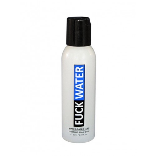 FuckWater Water-Based Lubricant 2.02 oz HUSH Canada