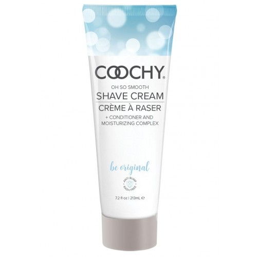 Coochy Oh So Smooth Shave Cream Be Original 7.2 oz / 213 ml