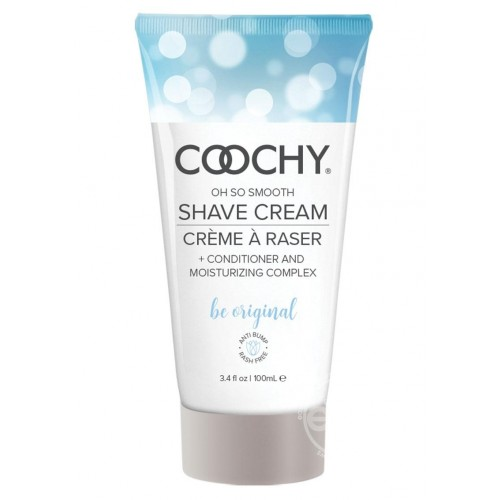 Coochy Oh So Smooth Shave Cream Be Original 3.4 oz / 100 ml