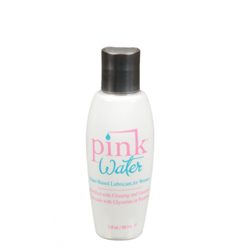 Pink Water Based Lubricant for Women 2.8oz