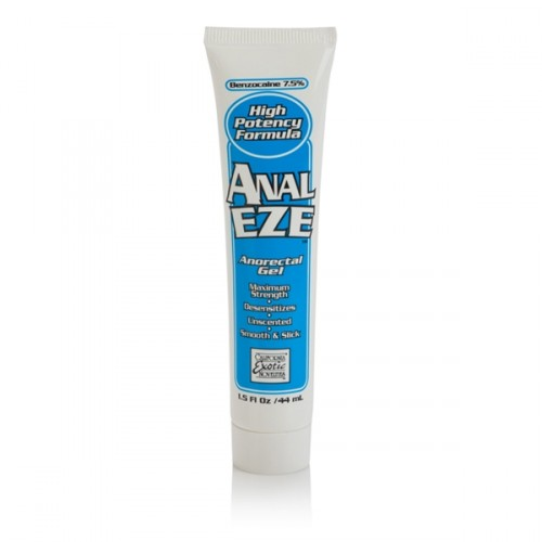 California Exotic Novelties Anal-Eze Desensitizing Gel