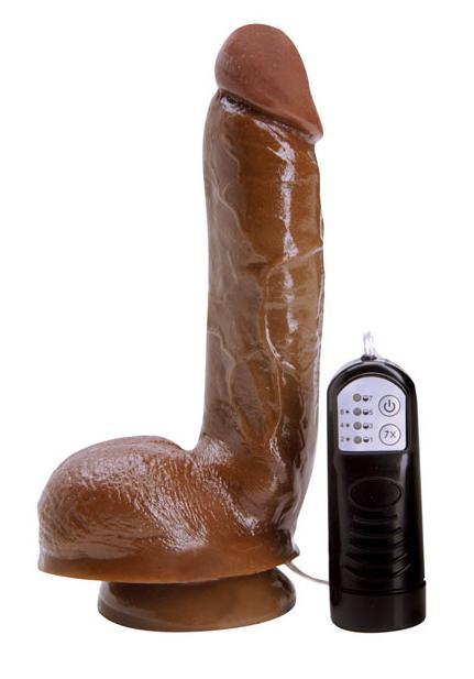 8 inch pleasureskin cock commit